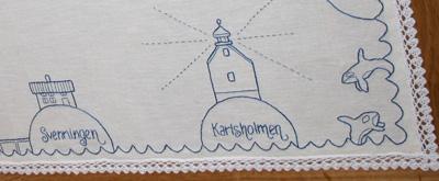 Svenningen, Karlsholmen