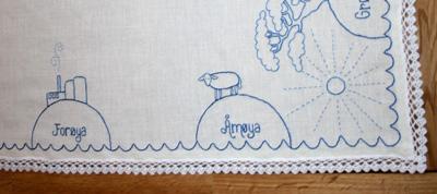 Forøya, Åmøya